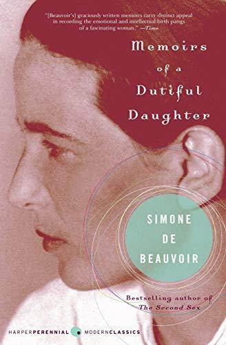 9780060825195: Memoirs of a Dutiful Daughter (Perennial Classics)