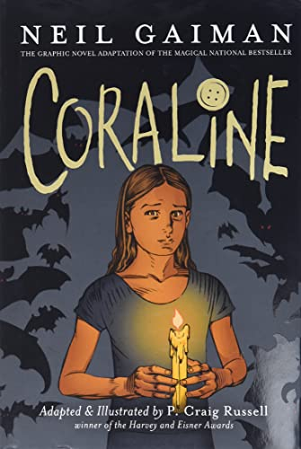 9780060825430: Coraline Graphic Novel