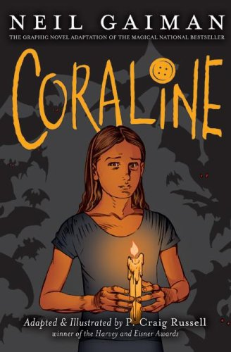 9780060825447: Coraline: The Graphic Novel Adaptation of the Magical National Bestseller