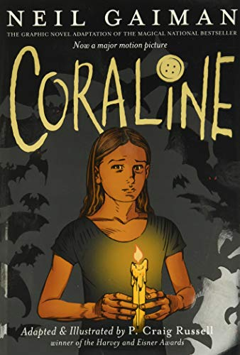 9780060825454: Coraline: The Graphic Novel