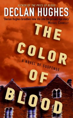 9780060825508: The Color of Blood (Ed Loy PI)