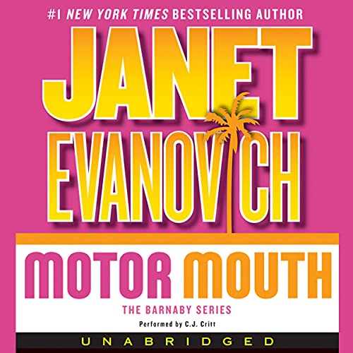 9780060825584: Motor Mouth (Alex Barnaby Series, No. 2)