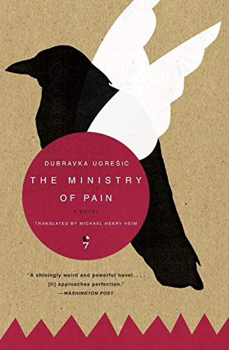 9780060825850: The Ministry of Pain: A Novel