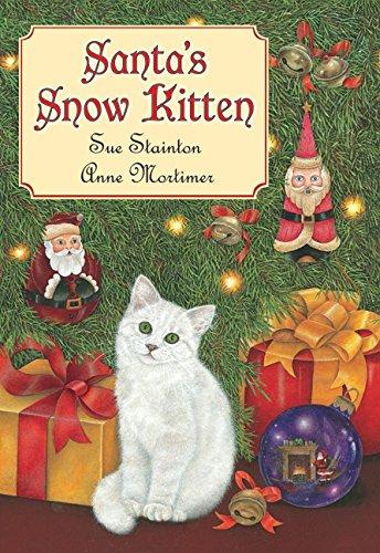 9780060827144: Santa's Snow Kitten