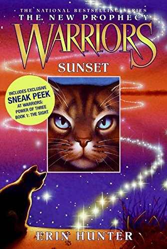 9780060827717: Sunset (Warriors: The New Prophecy, Book 6)