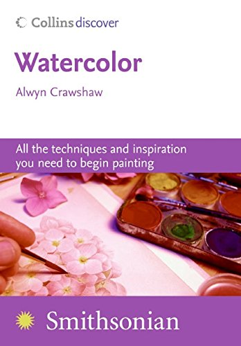 Watercolor (Collins Discover) (0060828145) by Crawshaw, Alwyn; Crawshaw, June; Waugh, Trevor