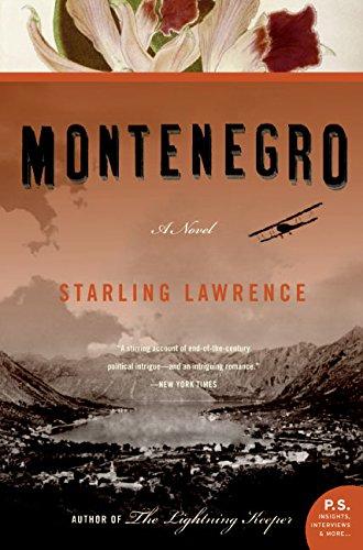 9780060828424: Montenegro: A Novel