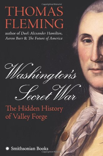 9780060829629: Washington's Secret War: The Hidden History of Valley Forge