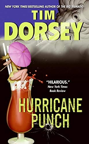 9780060829681: Hurricane Punch (Serge Storms)