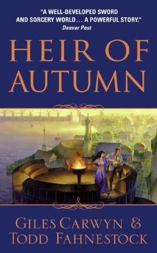 9780060829766: Heir of Autumn