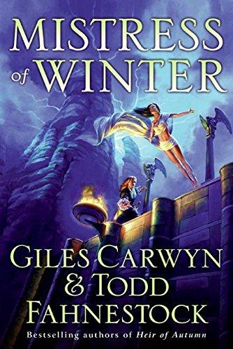 9780060829773: Mistress of Winter