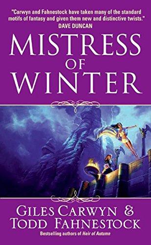 9780060829780: Mistress of Winter
