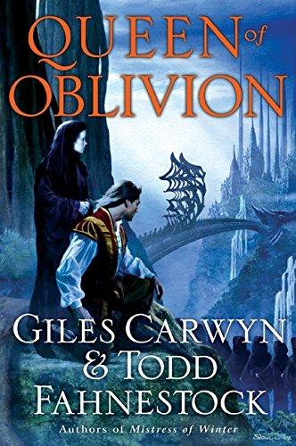 9780060829797: Queen of Oblivion (The Heartstone Trilogy)