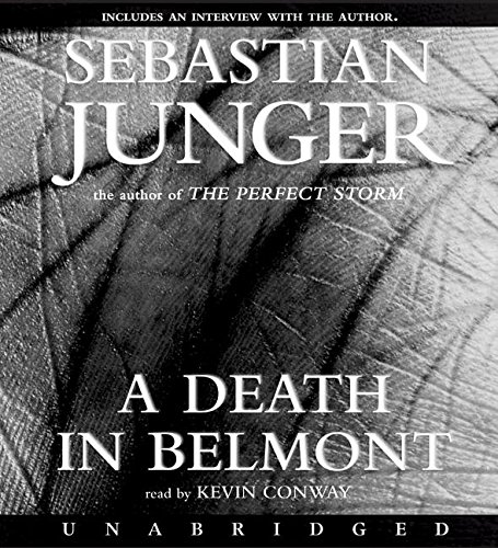9780060829957: A Death in Belmont, CD