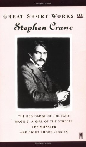 9780060830328: Great Short Works of Stephen Crane (Perennial Classic)