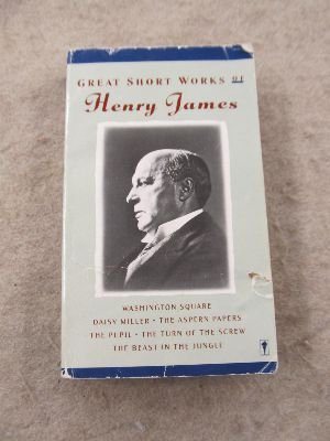 9780060830403: Great Short Works of Henry James (Perennial Library)