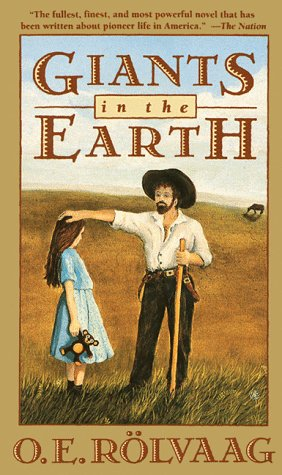 9780060830472: Giants in the Earth: A Saga of the Prairie