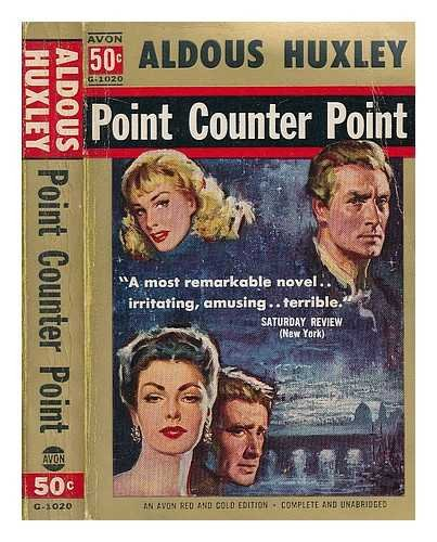 9780060830489: Point Counter Point