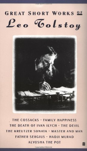 9780060830717: Great Short Works of Leo Tolstoy