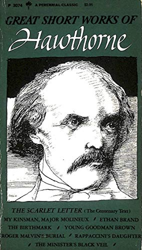 9780060830748: Great Short Works of Nathaniel Hawthorne (Perennial Library)