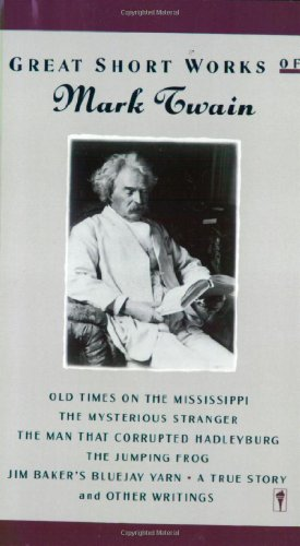 9780060830755: Great Short Works of Mark Twain (Perennial Library)