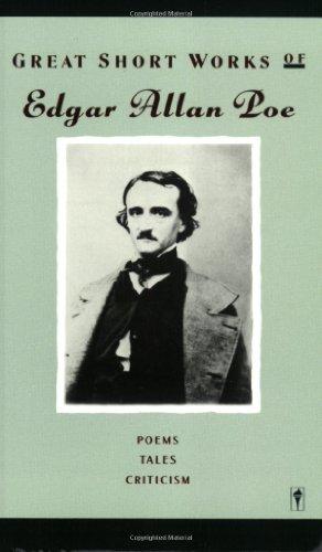 9780060830939: Great Short Works of Edgar Allen Poe