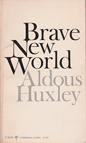 9780060830953: Brave New World