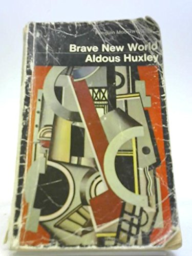 the price of stability in aldous huxleys brave new world 'brave new world' was published by aldous huxley in 1932 it is the story of a society that believes that happiness can be found through drugs and.