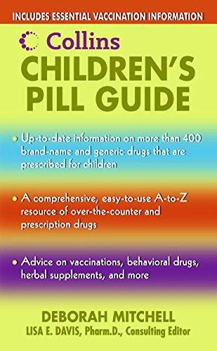 9780060831325: Collins Children's Pill Guide