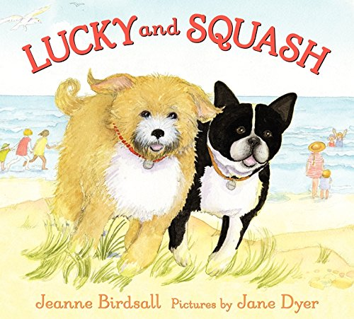 Lucky and Squash: Jeanne Birdsall