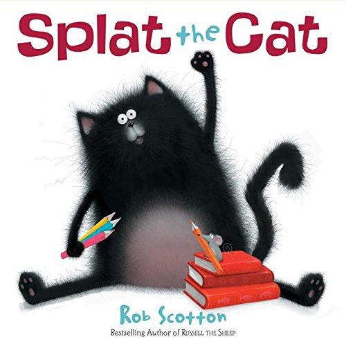 9780060831554: Splat the Cat