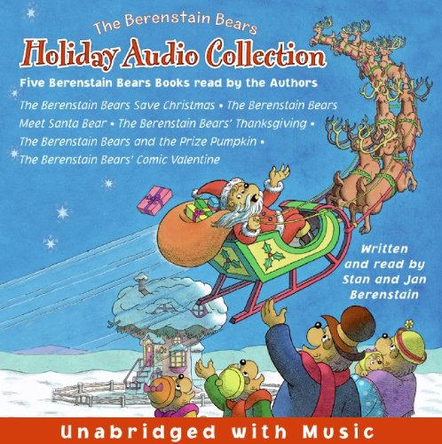 9780060831745: The Berenstain Bears Holiday Audio Collection