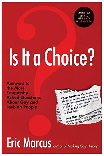 9780060832803: Is It a Choice? Answers to the Most Frequently Asked Questions About Gay & Lesbian People, Third Edition