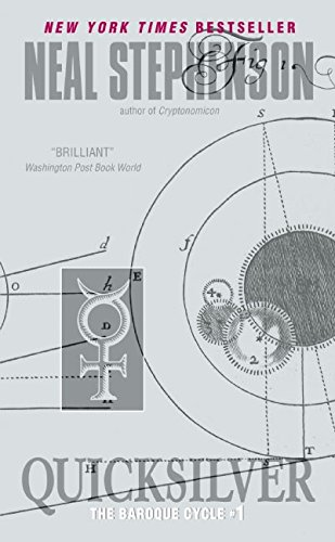 9780060833169: Quicksilver (The Baroque Cycle)