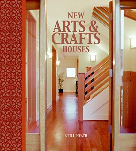 9780060833343: New Arts & Crafts Houses