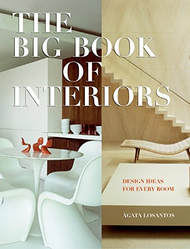 9780060833435: Big Book of Interiors, The