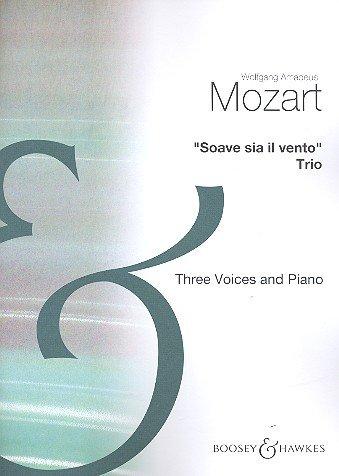 9780060833480: Soave sia il vento (Trio from