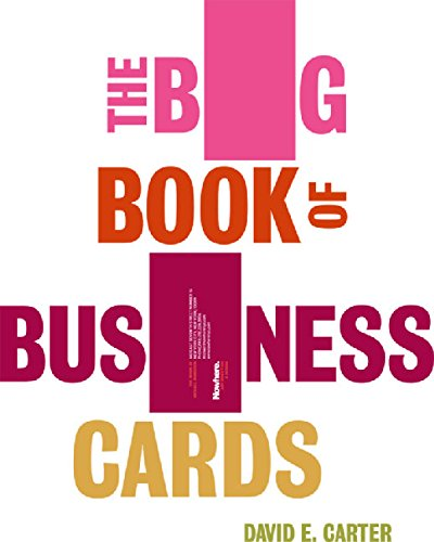 9780060834098: The Big Book of Business Cards