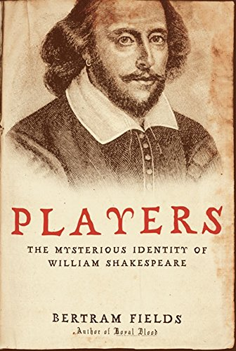 9780060834173: Players: The Mysterious Identity of William Shakespeare
