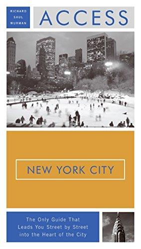 9780060834463: Access New York City 12e