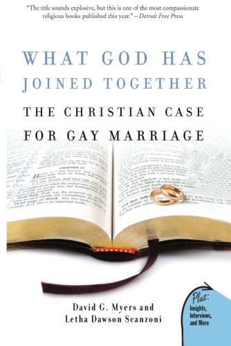 9780060834548: What God Has Joined Together: The Christian Case for Gay Marriage