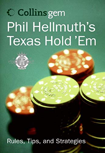 9780060834609: Phil Hellmuth's Texas Hold 'Em (Collins Gem)