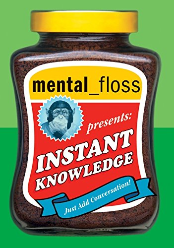 9780060834616: mental floss presents Instant Knowledge (Collins Gem)