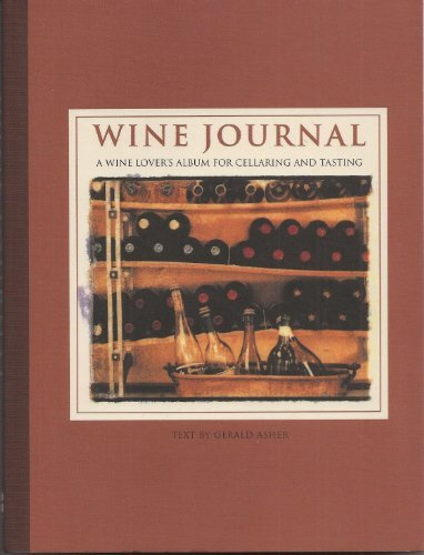 9780060834906: Wine Journal: A Wine Lover's Album for Cellaring and Tasting