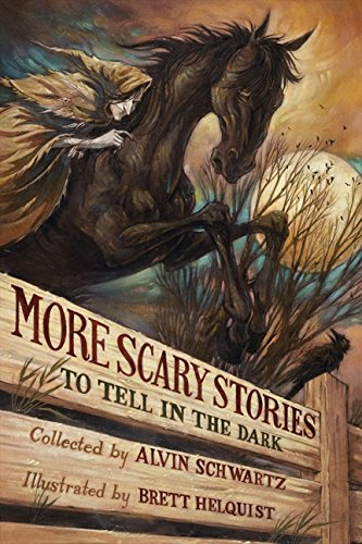 9780060835217: More Scary Stories to Tell in the Dark