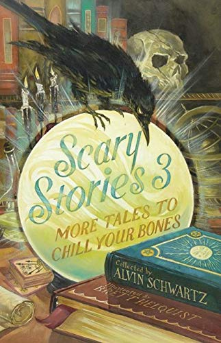 9780060835248: Scary Stories 3: More Tales to Chill Your Bones