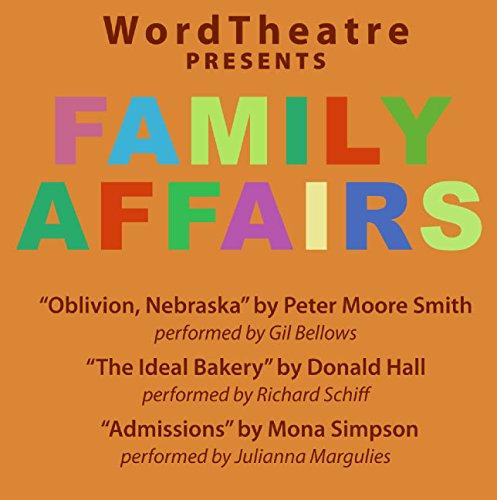 9780060835415: WordTheatre: Family Affairs CD