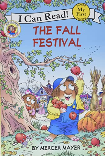 9780060835514: The Fall Festival (My First I Can Read Little Critter's - Level Pre1)