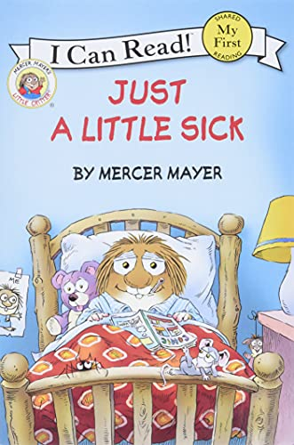 9780060835552: Little Critter: Just a Little Sick (My First I Can Read)