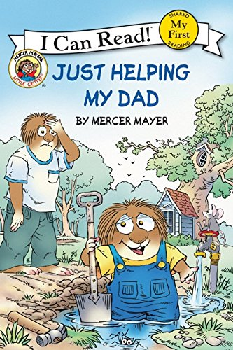 9780060835637: Little Critter: Just Helping My Dad (My First I Can Read)